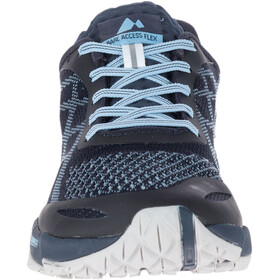 Merrell Bare Access Flex E-Mesh Shoes Men Navy